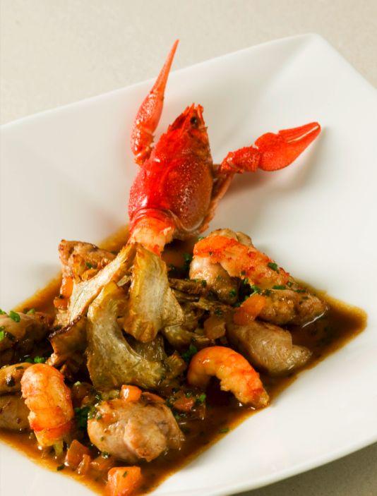 Les 25 meilleures id es concernant recettes aux crevisses - Cuisiner le ris de veau ...