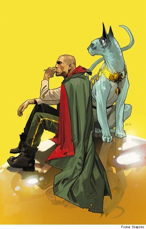 Best Comic Book Covers Ever (This Month) - June 2012 - ComicsAlliance | Comic book culture, news, humor, commentary, and reviews