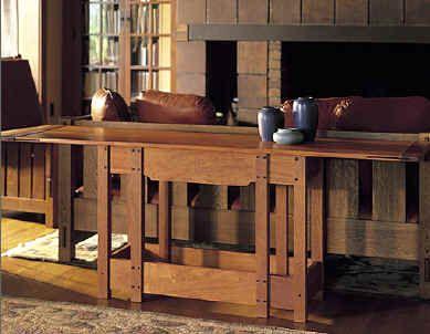 Duncan Irwin House By Greene And Greene (1906 8). Pasadena, California.  Craftsman FurnitureMission ...