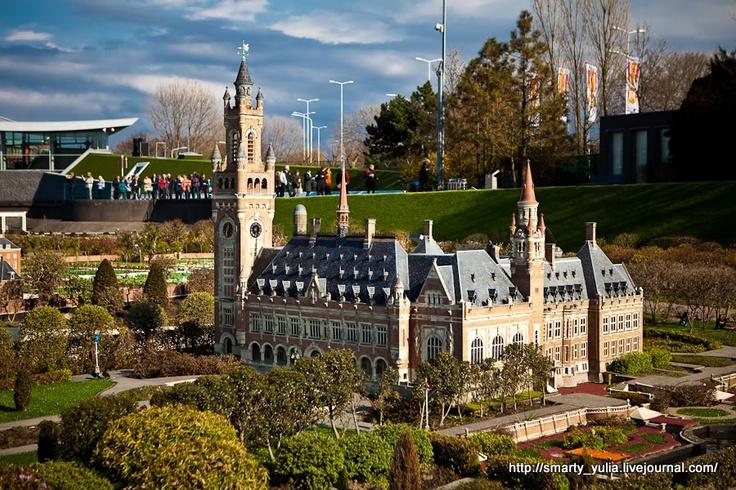 Нидерланды: План и маршрут поездки, отель и другая практическая информация
