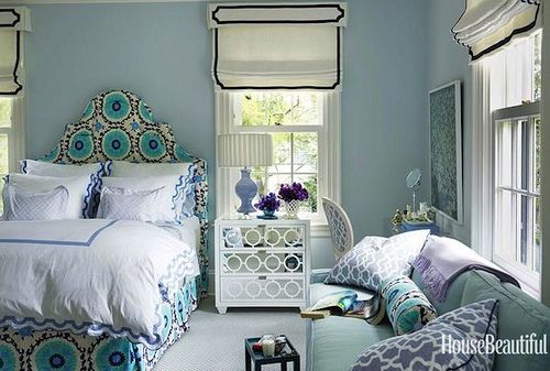 Things That Inspire: Pleated lamp shades: classic or out of style?