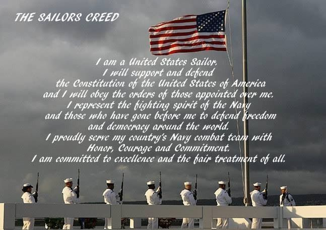sailor's creed us navy