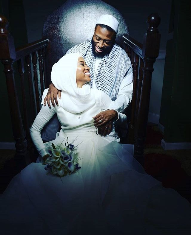 @Ms_lee_yah | beautiful couple Say Masha'Allah