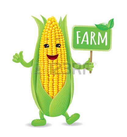 Hand Maize Plant Imágenes De Archivo, Vectores, Hand Maize Plant ...