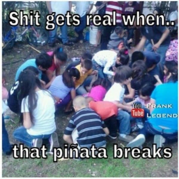 Mexicans Be Like #9671 - Mexican Problems so true and then there's always a crying kid in the end