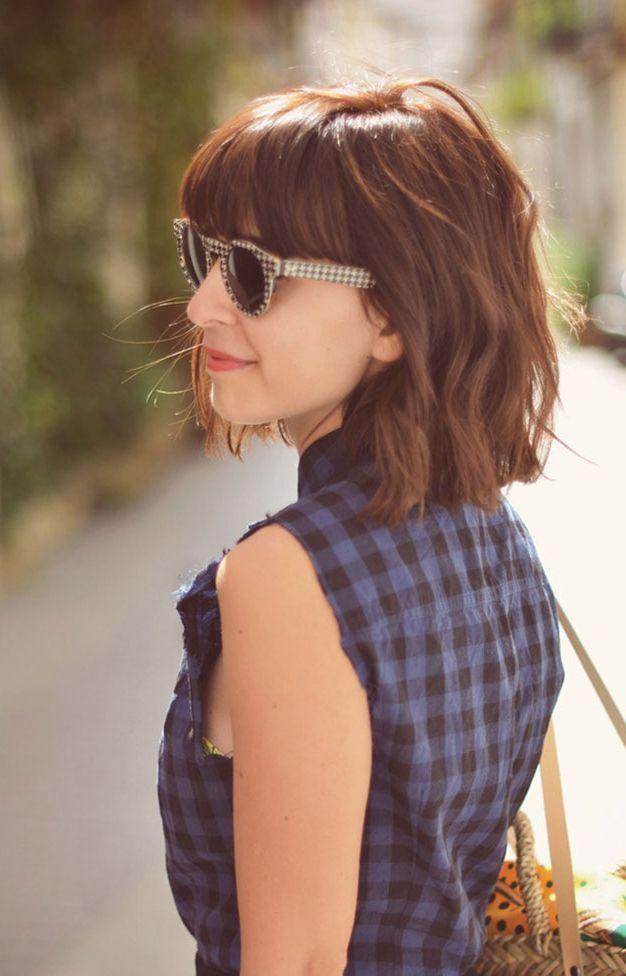 Coupe cheveux mi longs Tendance 2016 | Coiffure simple et facile