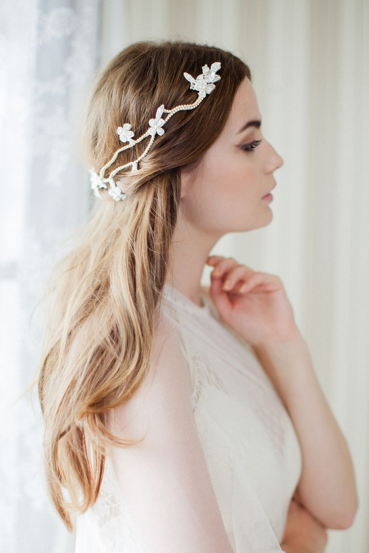 Swoon over jannie baltzer s wild nature bridal headpiece collection - 174 Best Trend Accessories 2017 Images On Pinterest Marriage Headgear And Bridal Veils