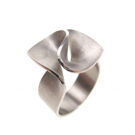 Witgouden ring | GORT Goudsmid juwelier