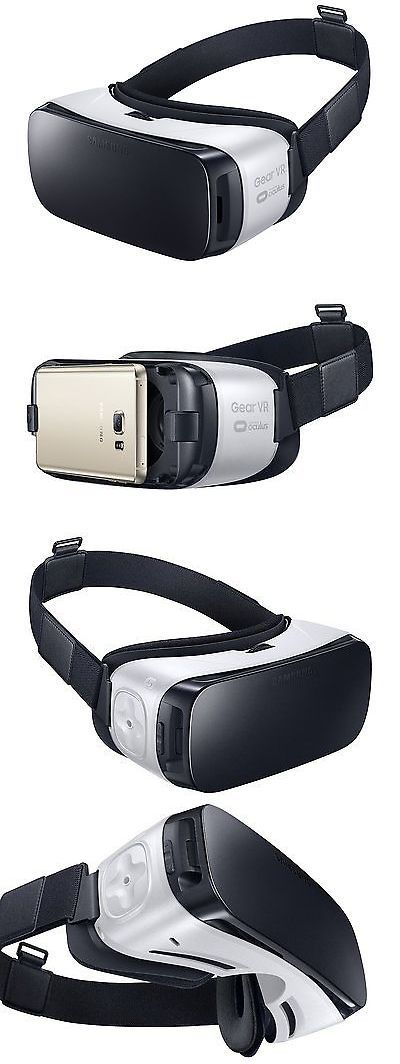 Nice Samsung's Galaxy 2017: Smartphone VR Headsets: Samsung Gear Vr Oculus Virtual Reality Headset 3D Note 5... Smartphone VR Headsets