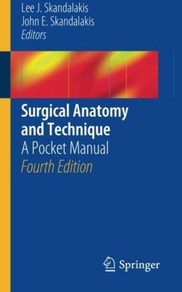 Surgical Anatomy and Method by Lee John Skandalakis. Generations of residents… 9f056dfb645894fe1efaaa67e1845ac7  medical students anatomy