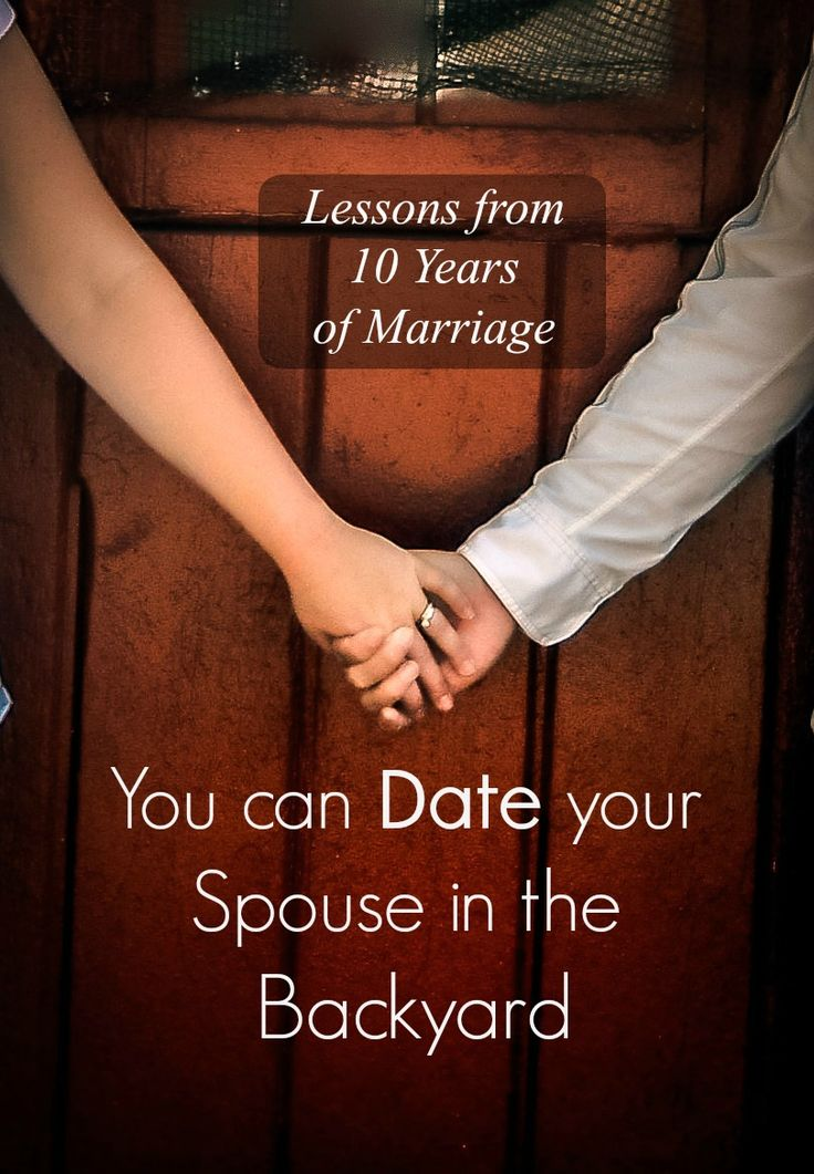 You don't have to go to a fancy restaurant or a movie out to date your spouse. Learn to take every day moments to date your spouse.  Lessons from 10 years of marriage & dating