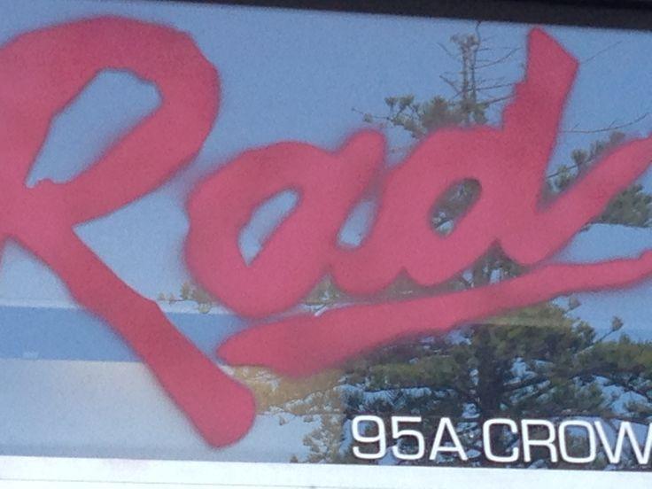 Rad, 95A Crown St, Wollongong