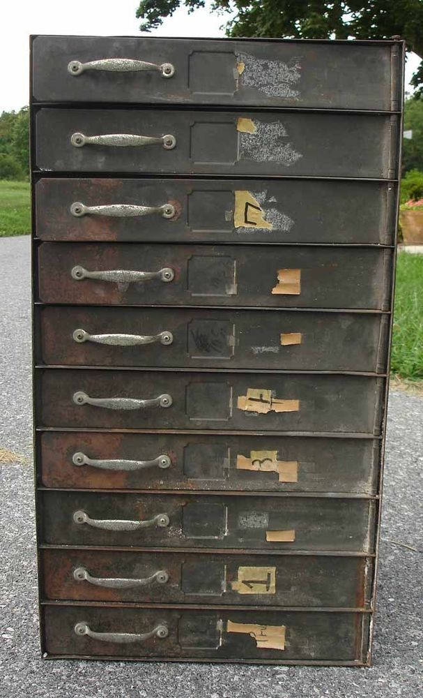 Best Of Industrial Storage Cabinets with Drawers