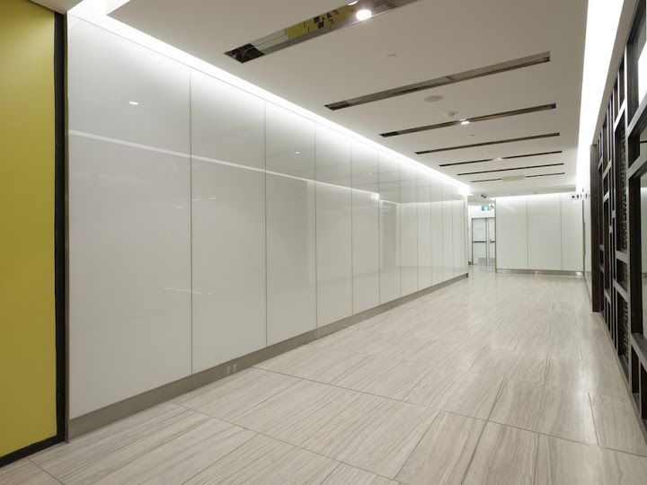 Glass Interior Wall Cladding : Best elevadores e corredores images on pinterest