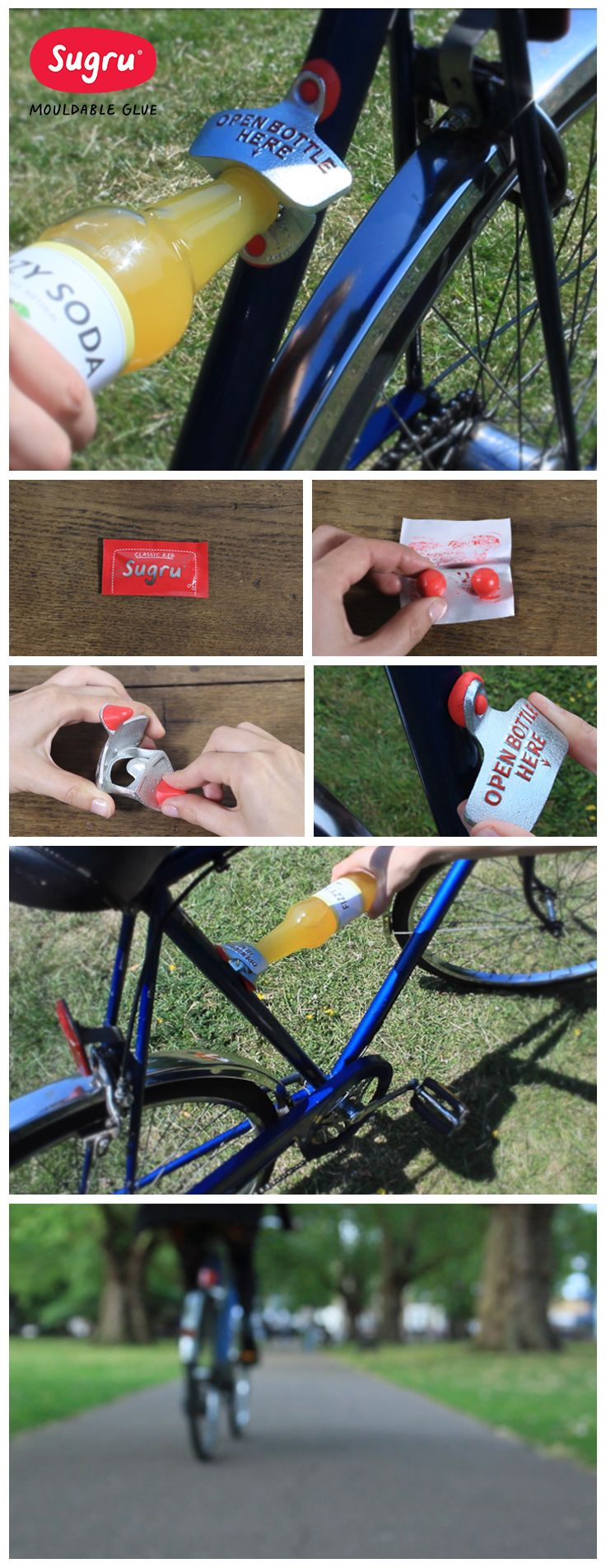 17 best images about sugru diy projects on pinterest an adventure running and bottle opener. Black Bedroom Furniture Sets. Home Design Ideas