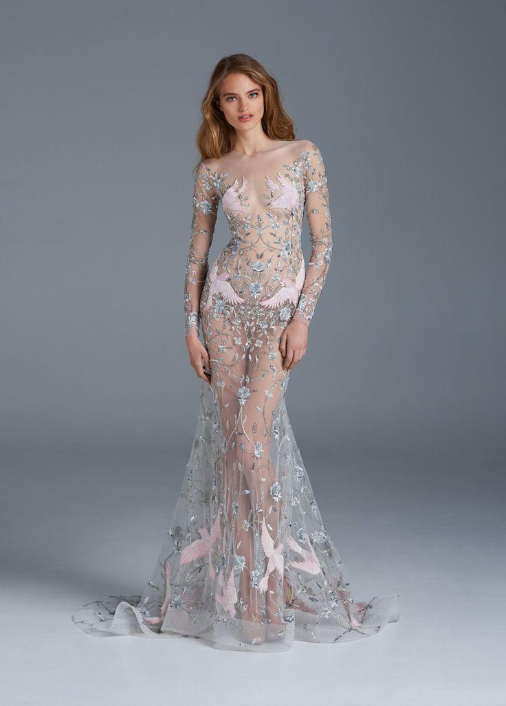 фото прозрачные платья невесты всплывешь
