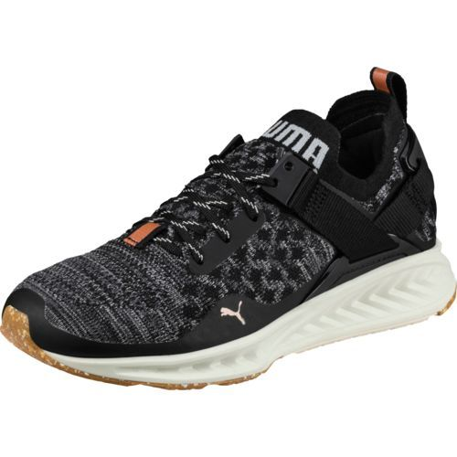 Puma Women's Ignite evoKNIT Lo VR Training Shoes (Black, Size 8) - Women's Athletic Lifestyle Shoes at Academy Sports