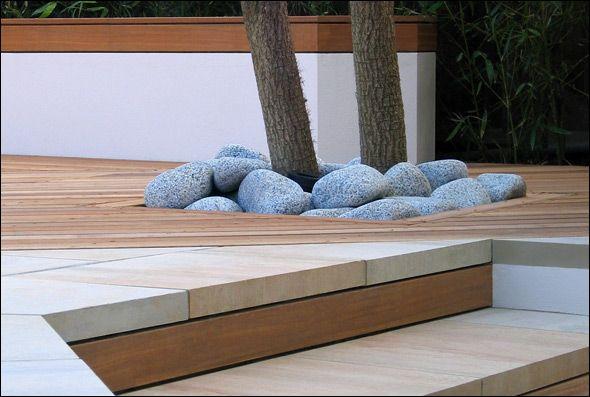 Family garden design :: Chiswick