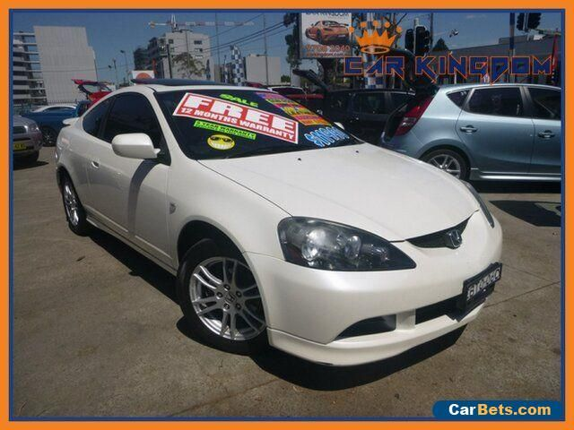 2006 Honda Integra DC MY2005 Luxury Automatic 5sp A Coupe #honda #integra #forsale #australia