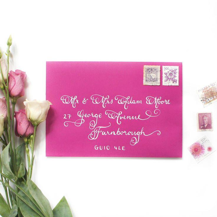 calligraphy-wedding-stationery-envelope