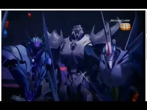 Transformers Prime (Beast Hunters) Season 3 Singapore's Special. First two episodes of Beast Hunters before it even airs! YES! Your welcome to all of my loyal Transformers followers.