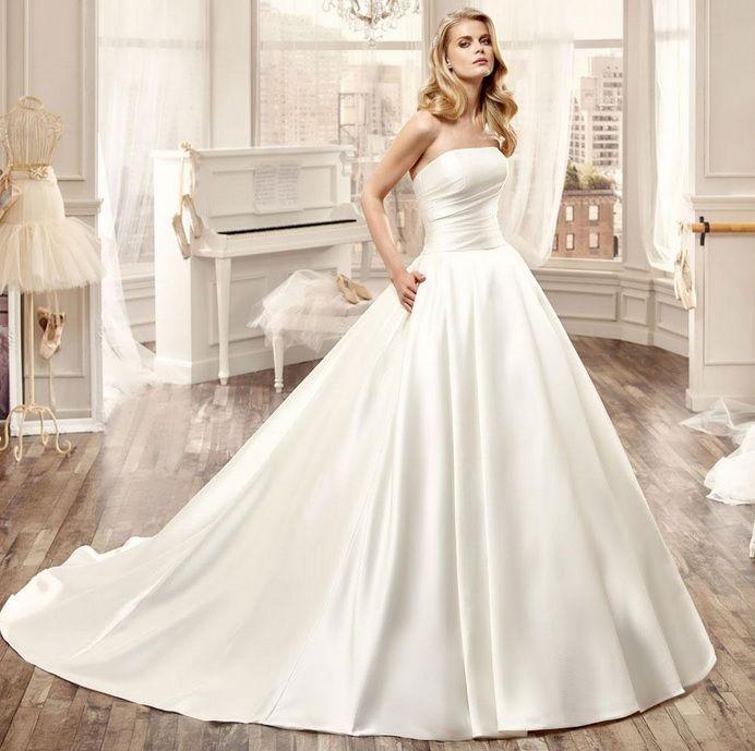 Итальянские свадебные платья. Коллекция Nicole 2016 | Milan Style Guide