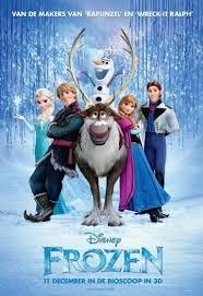 Frozen - Disney movie - Jan. 2014
