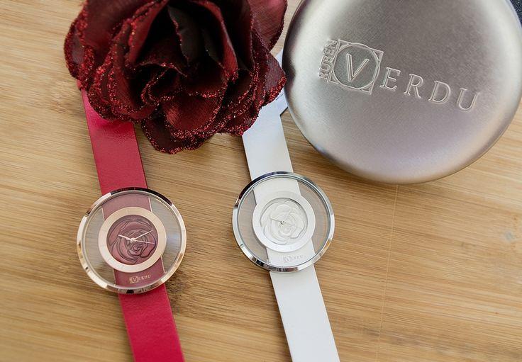Ruben Verdu Rose watches