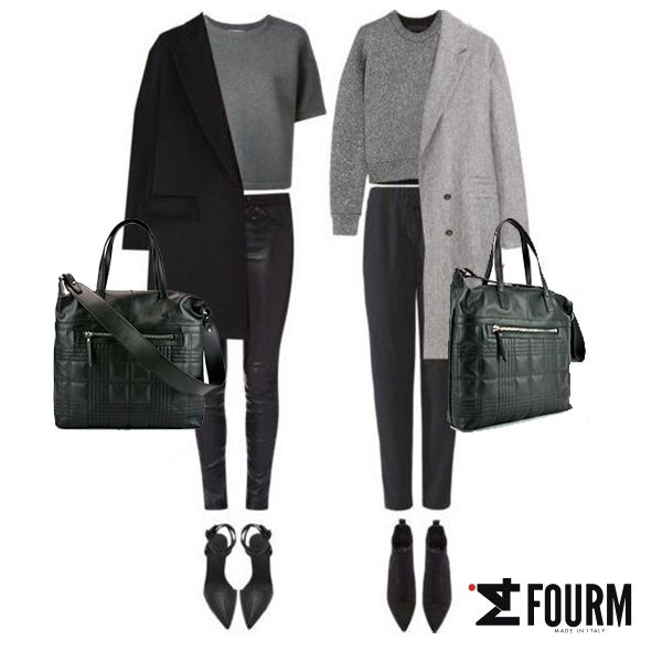 #ootd #outfit #ifourm #bags #leather #borse #madeinitaly #quotes