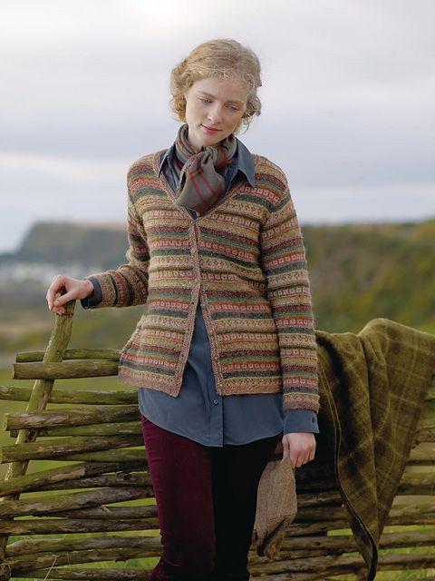 Ravelry: Bute pattern by Lisa Richardson
