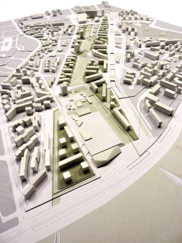 Labics - Torrespaccata Masterplan