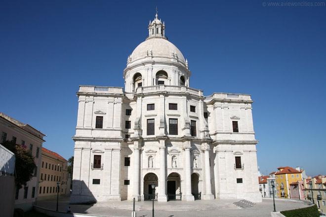 National Pantheon of Santa Engracia