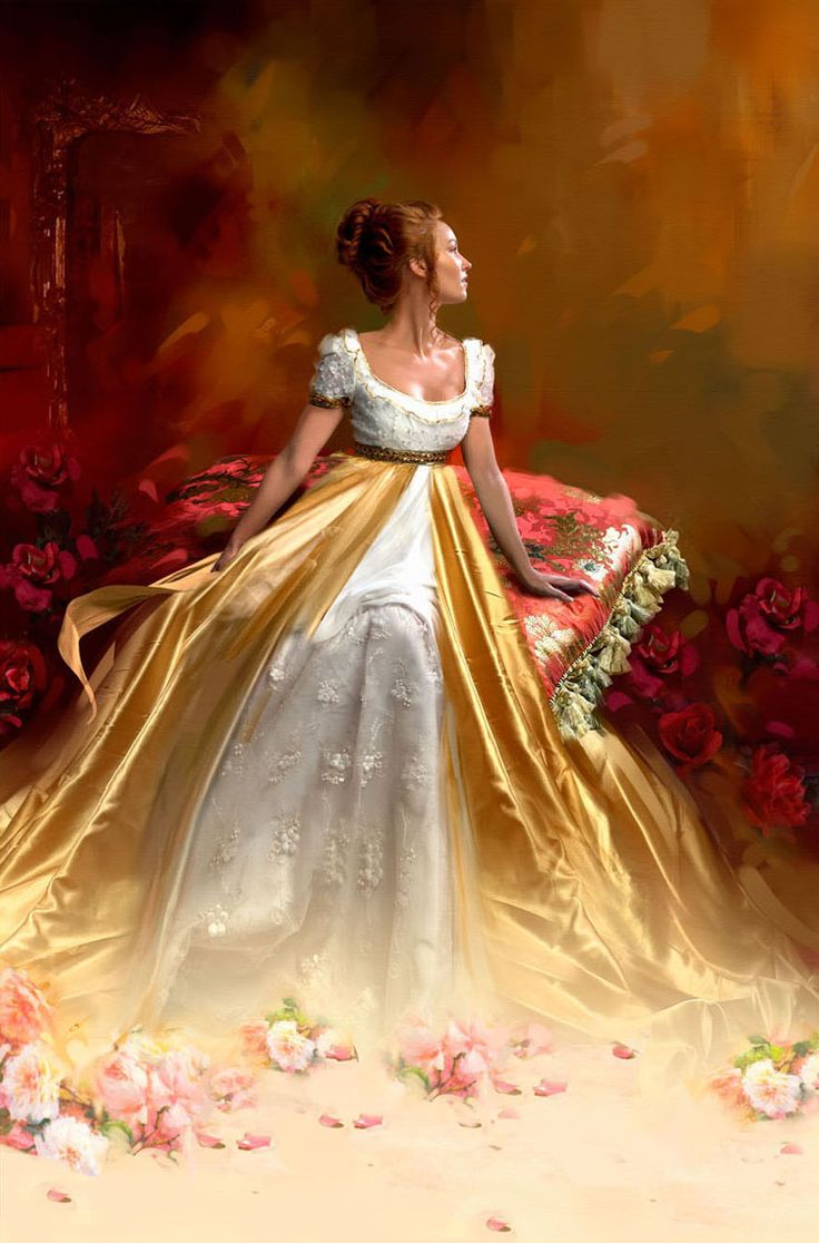 Jon Paul art - Front cover for Along Came a Duke (Rhymes With Love, #1) by Elizabeth Boyle
