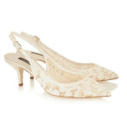 [i love shoes] le scarpe in pizzo di Dolce & Gabbana - Le Mille e una nozze - Wedding planner Milano