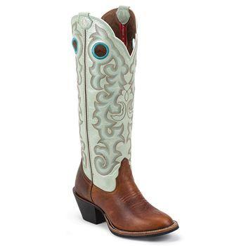 Tony Lama Women's Pronto Buckaroo Boots