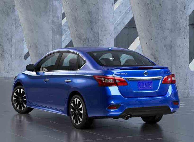 Nissan Sentra 2017, Nueva Apariencia Inspirada En El Maxima