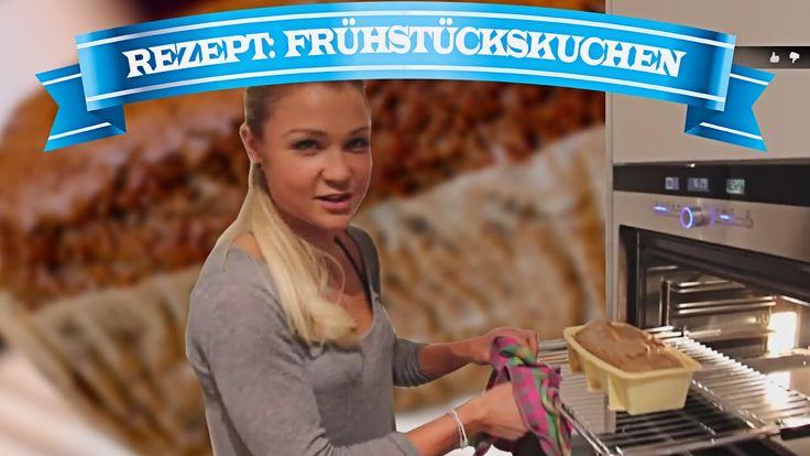 ♥ Sophias Fitness | Frühstückskuchen | Rezept ♥