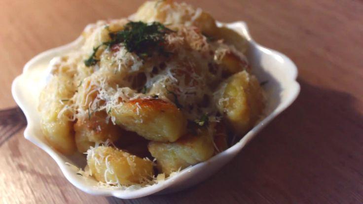 Картофельные клецки: пошаговый рецепт. Выпуск №5 «1000 советов кулинару»