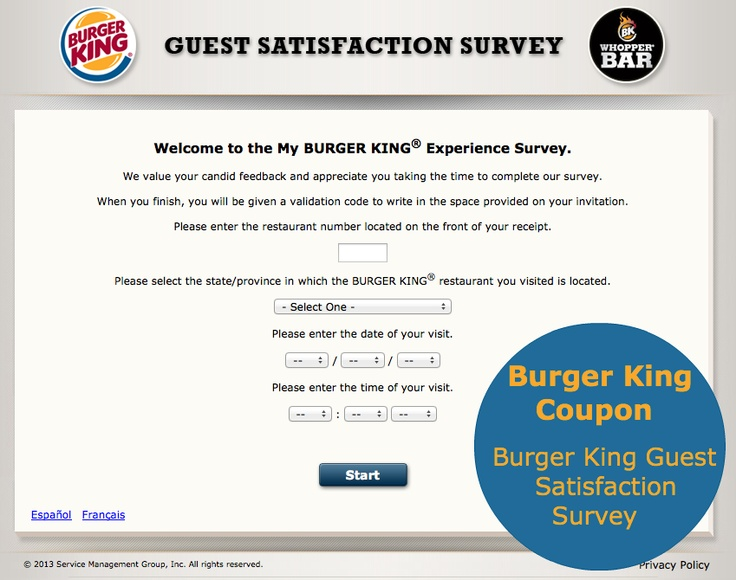 Best Restaurant Surveys Images On   Coupon Coupons