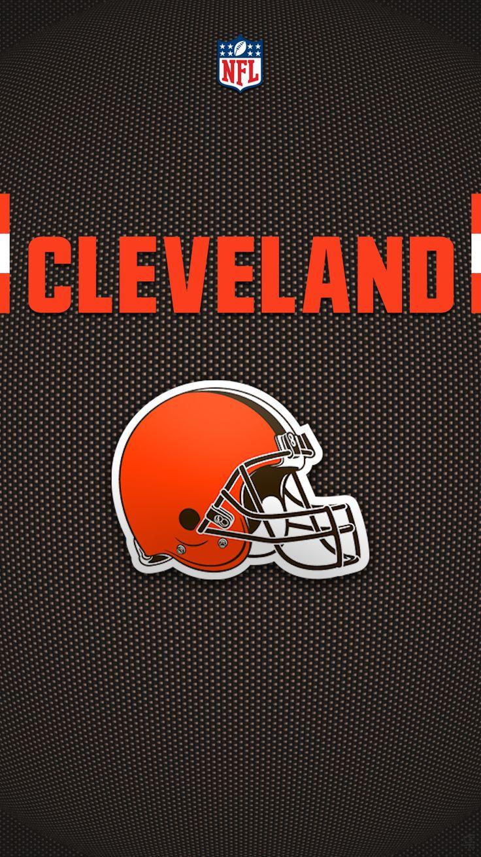 NFL - Cleveland Browns - 10 iPhone 6 Wallpaper https://www.fanprint.com/licenses/cleveland-browns?ref=5750