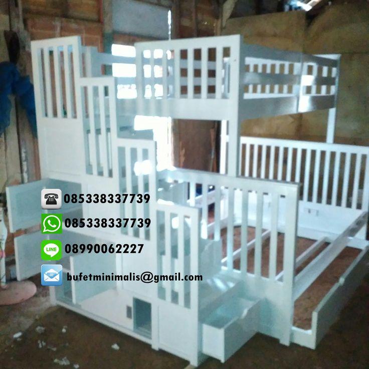 Desain Desain Ranjang Susun Untuk Kamar Anak Minimalis atau Tempat tidur tingkat dengan berbagai macam model dan bentuk untuk kesukaan anak anak