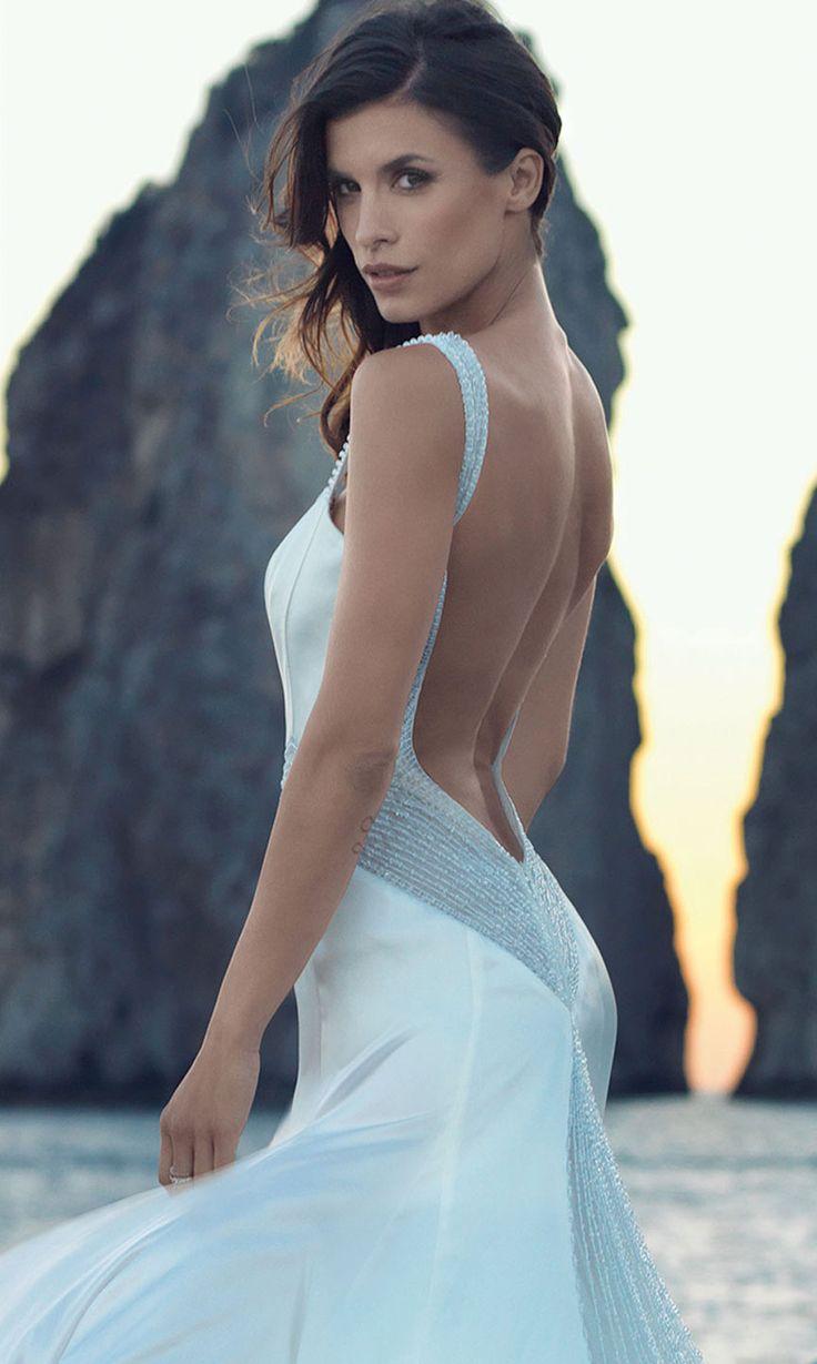 Abiti da sposa - Alessandro Angelozzi Couture   The Siren of Capri