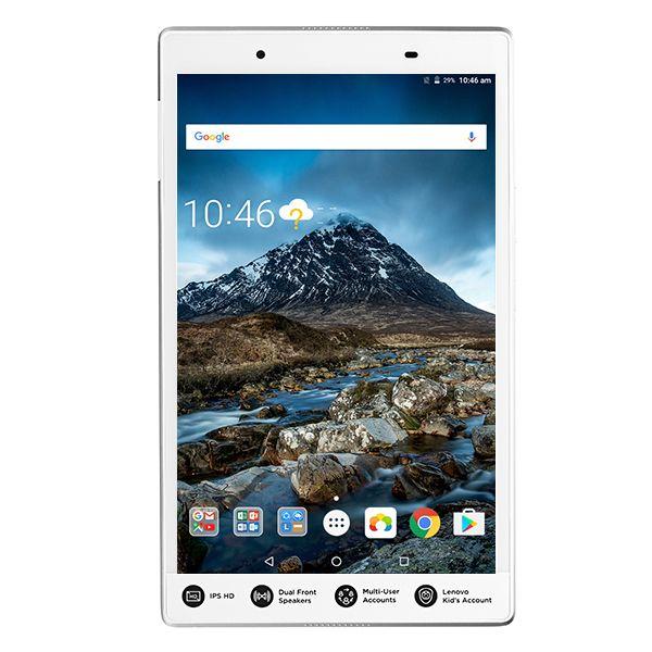 Original Caja Lenovo Tab 4 8 Snapdragon MSM8917 2G RAM 16G Android 7.1 OS 8 Inch Dual 4G Tablet Blanco