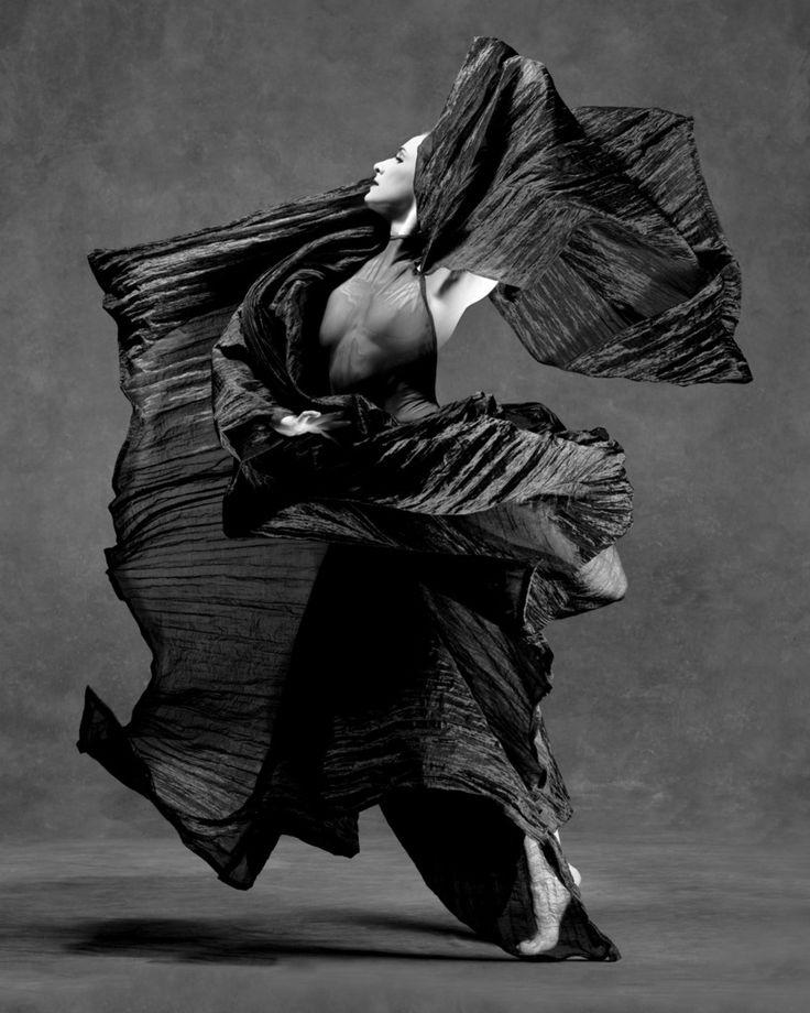 Albert Watson Photography: Albert Watson, First Dance, Snow, Dashkina Maddux, Costume, Modern Dance, Watson Photography, Martha Graham, Mariya Dashkina