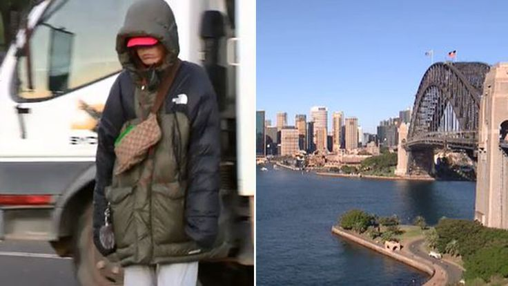 It's time for Sydneysiders to dust off those beanies and dig out those winter coats with temperatures dropping to the coldest they've been all year this morning.