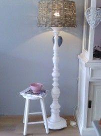 brocante lamp