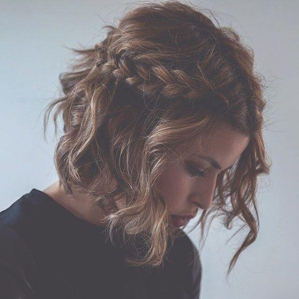 Short Cut Inspiration - bobs and braids