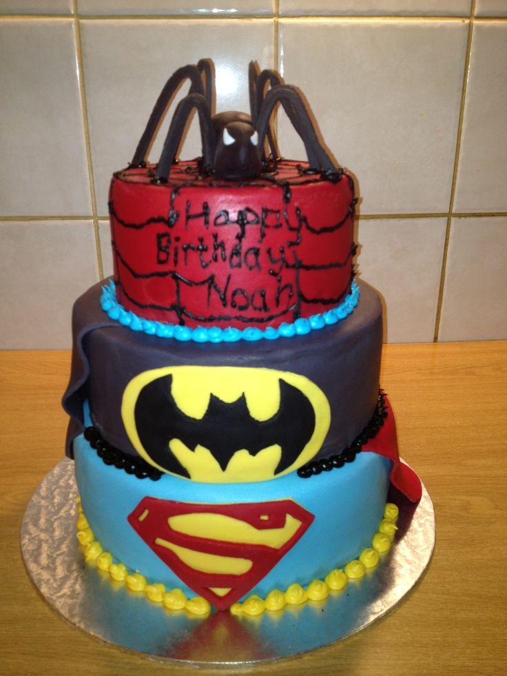 Those cakes