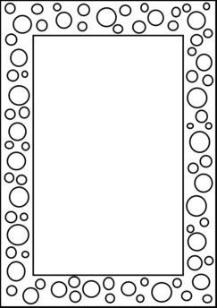 Free Printable Page Borders for Kindergarten