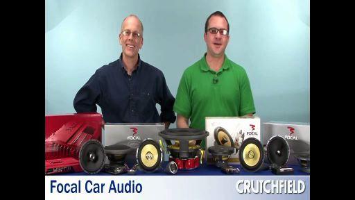 A Video Introduction to Focal Car Audio | crutchfield.com